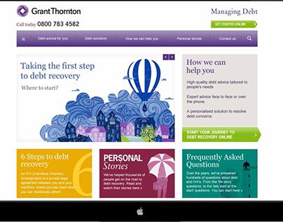 Grant Thornton IVA Website