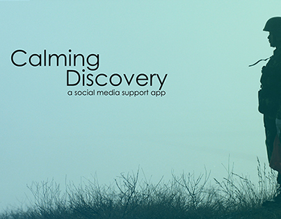 Calming Discovery: AirSupport PTSD Support App