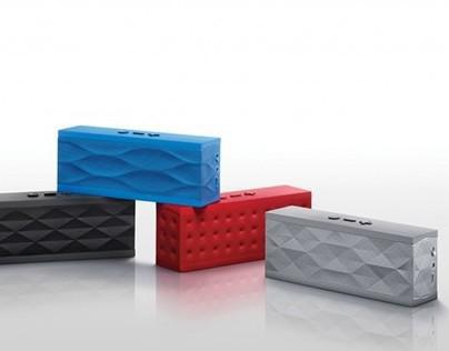[Brand Creation] Jawbone Jambox