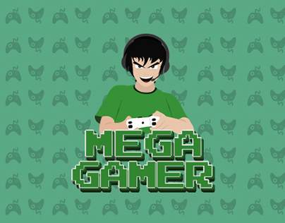 Projeto Mega Gamer / Mega Gamer Project
