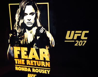 UFC 207 Graphics Pack