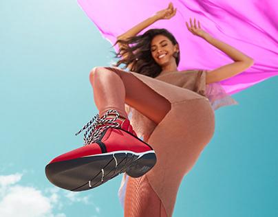 So.si Shoes - Experimente Renovar