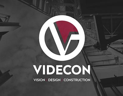 Videcon Construction – Brand Identity + Marketing