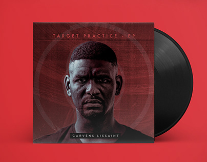 Target Practice Album Art and Doc