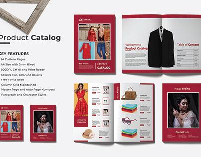 Product Catalog, Catalog, Fashion Catalog