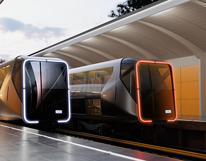 Metro train of the future