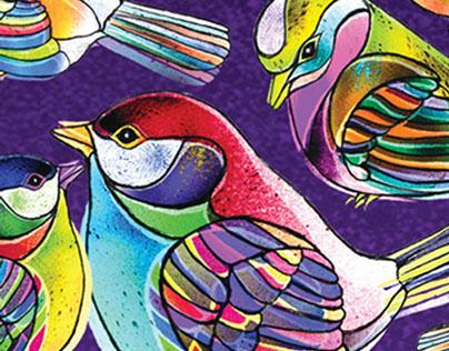 Birdies Illustration