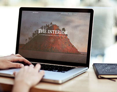 The Interior | Responsive One-Page Website