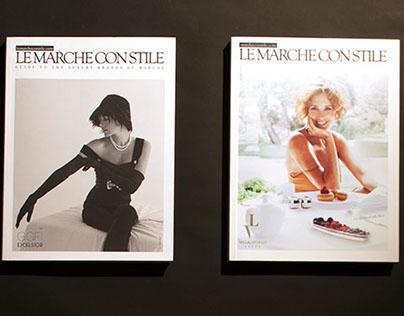 Magazine Le Marche con Stile