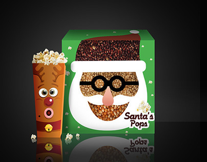 Popcorn kernel Boxes (and tubs)