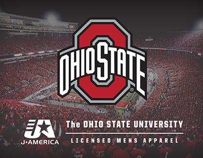 The Ohio State University - J.AMERICA Licensed