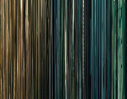 Color // Film - Interactive Movie Barcodes