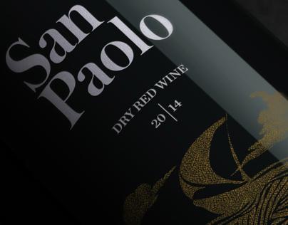 San Paolo wine
