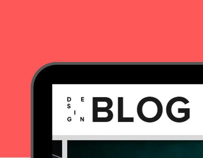 University Blog Redesign