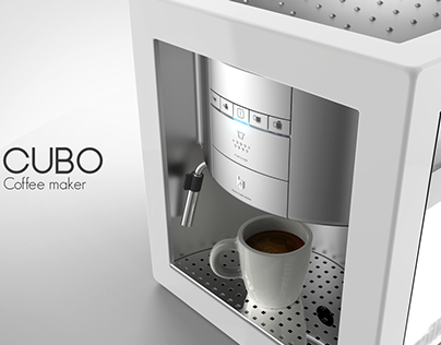 CUBO Express Coffee Maker