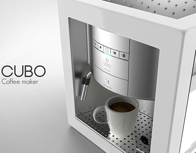 CUBO Express Coffee Maker
