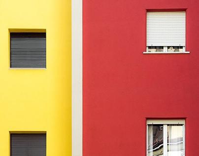 Urban Color Rhythm