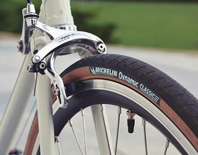 Classic road bike project