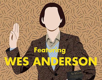 ALLSCRIPT X WES ANDERSON