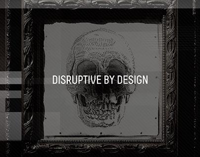 Oakley - Disruptive by Design - Alexandre Orion