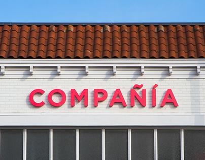 Compañía de Café: On-Site Branding