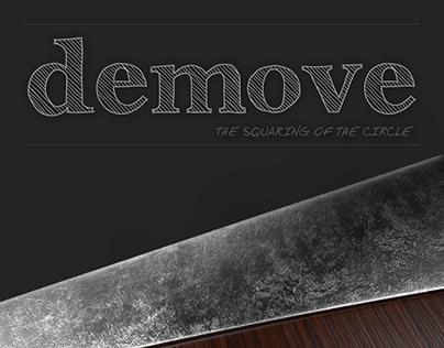 DEMOVE | 3D Jewel Design