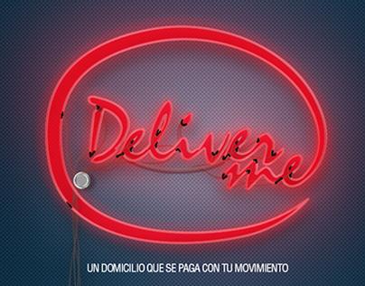 Deliver-me App
