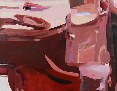 Spring 2014 - Selected Paintings