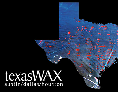 Texas Wax exhibition post cards