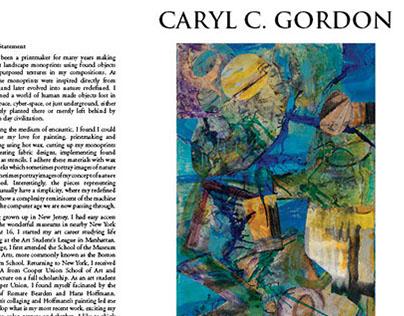 Artist Brochure