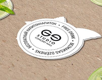 Studio69 – Free Drink Cards/Coaster
