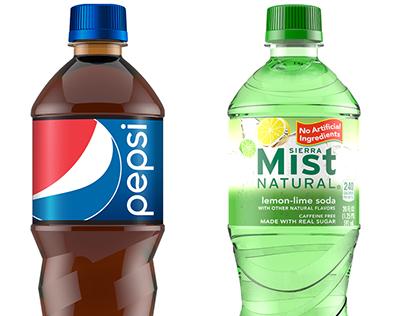 Pepsi: Packaging