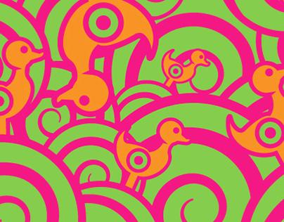 "Orbit Gum Spotlight Series ""My Fruit"" Package Design"