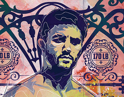 "Carlos Condit ""The natural Born Killer"""