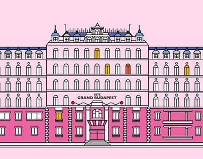 Grand budapest hotel (B cut)