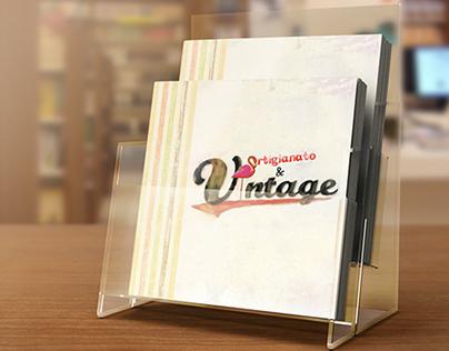 Brochure Artigianato & Vintage