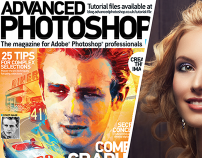 Advanced Photoshop® Issue 125