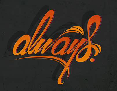 Always - Leterring
