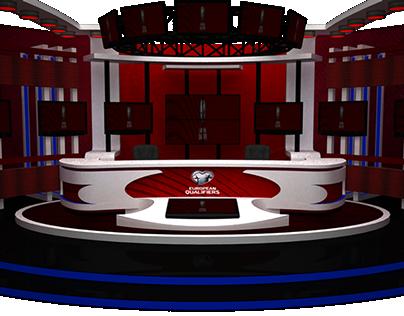 european qualifier   sport news anchor   GlobalTV