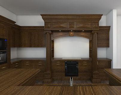 Classic Kitchen furniture