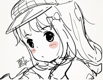 Detective girl