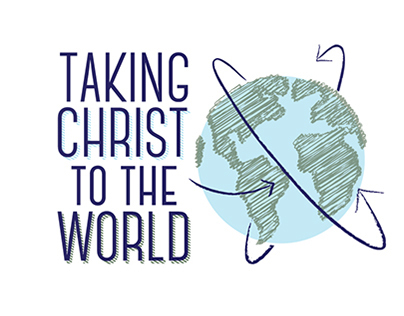 Taking Christ to the World Logo