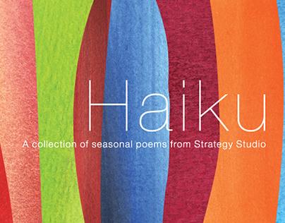 Haiku Seasonal Poems from Strategy Studio