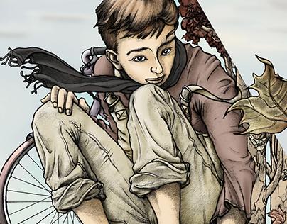 Illustration for poster