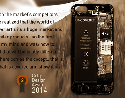 UnCover iPhone Cover