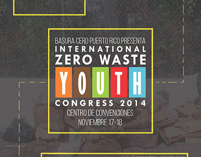 International Zero Waste Youth Congress Puerto Rico