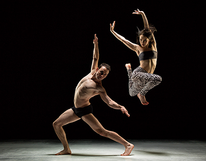 Stop Motion Dance Photography