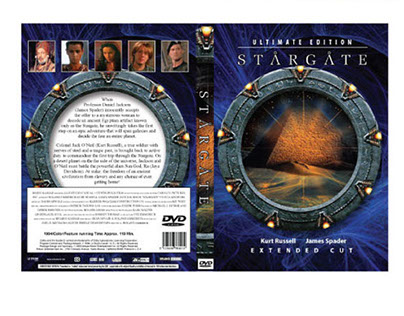 Redesigned DVD Cover
