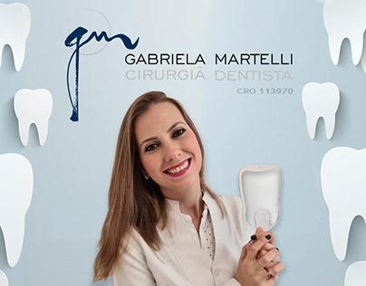 Dra. Gabriela Martelli | Mídias Sociais