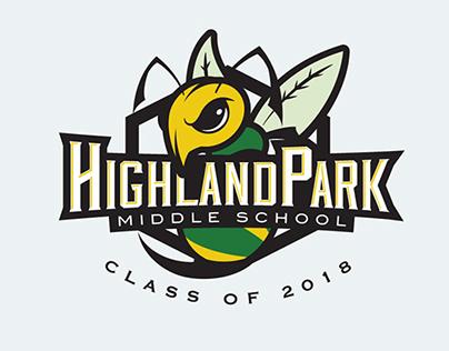 Highland Park Mascot T-shirt